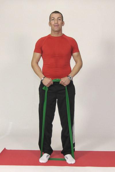 Musculation pour les trapèzes et les épaules
