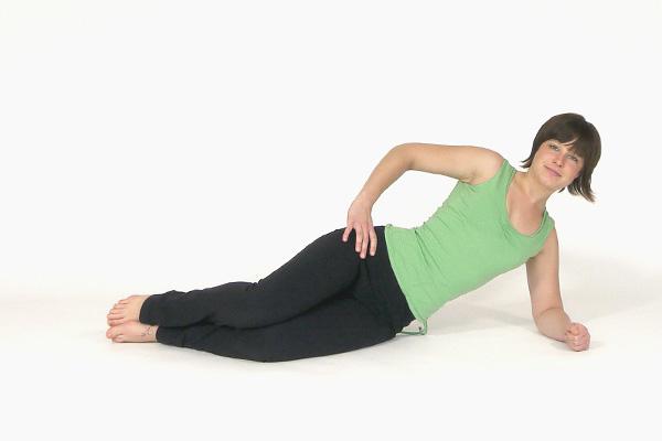 Wirbelsäulenstützende Muskulatur