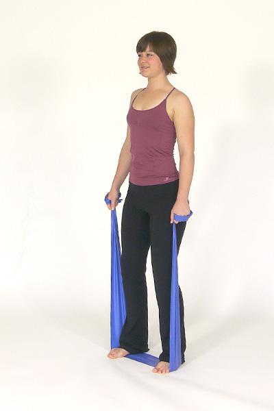 Alternating Front & Back Shoulder Raise