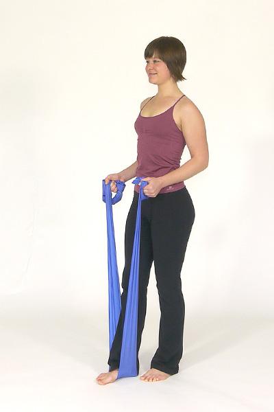 Beinstrecken für die Oberschenkelmuskulatur