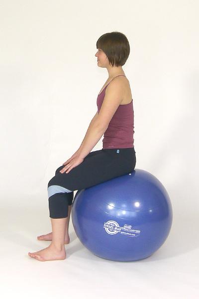 Den Rücken mobilisieren - Das Becken aufrichten