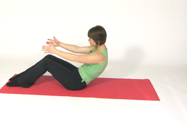 Abdominal Roll Up