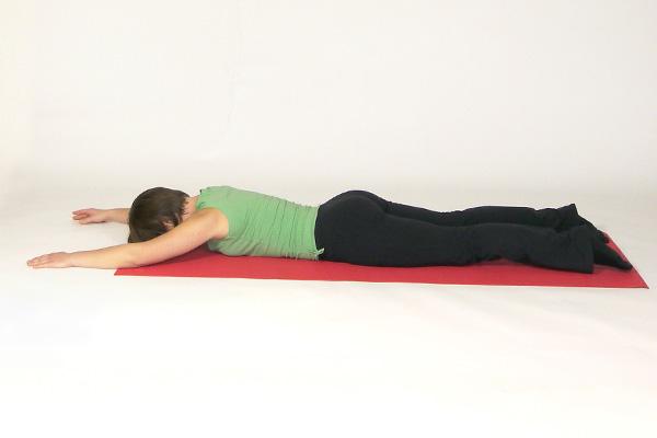 Rückentraining mit Ganzkörperspannung