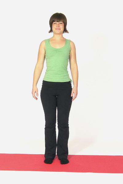 Standing Hip Stretch