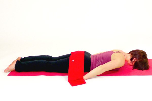Back and Leg Extensions with the Pilates Band